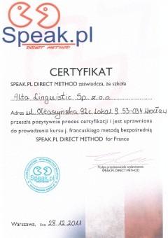 certyfikat-francuski