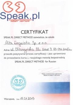 certyfikat-rosyjski