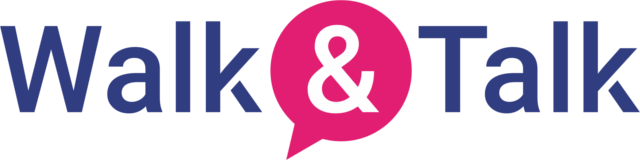 walk&talk logo